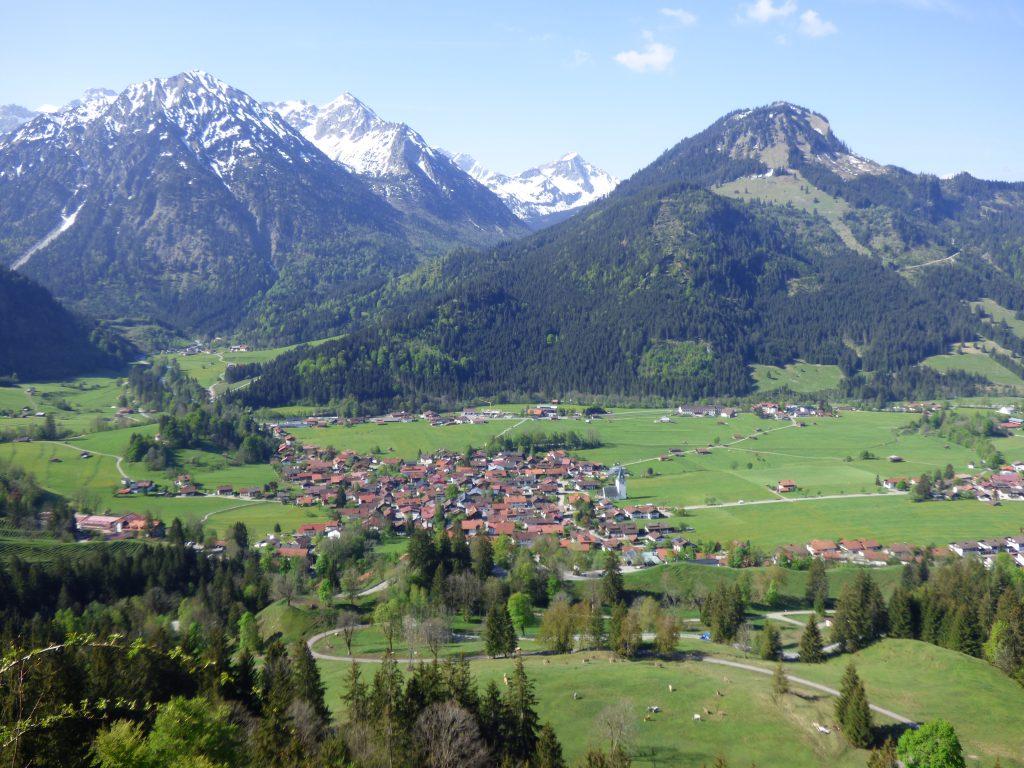 Das Hindelanger Tal - Nachhaltigkeit ist ein erklärtes Ziel.
