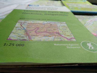 1:25.000 AV-Karte