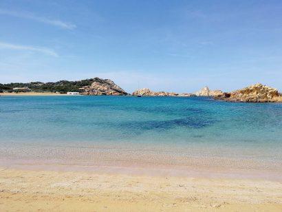 Menorca: Cala Pregonda