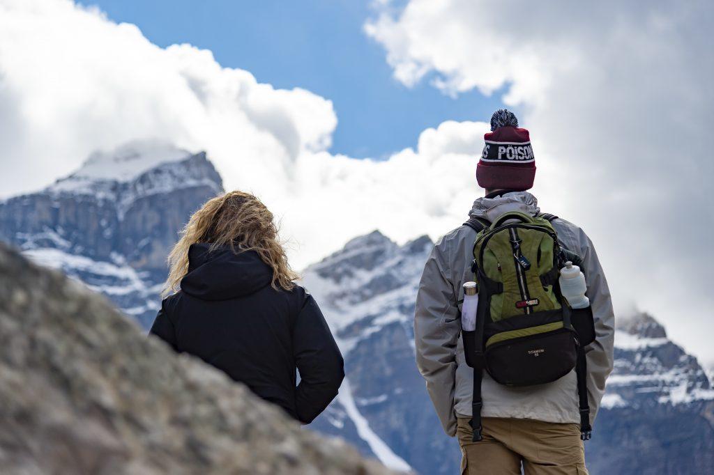 Beeindruckende Ausblicke im Banff Nationalpark