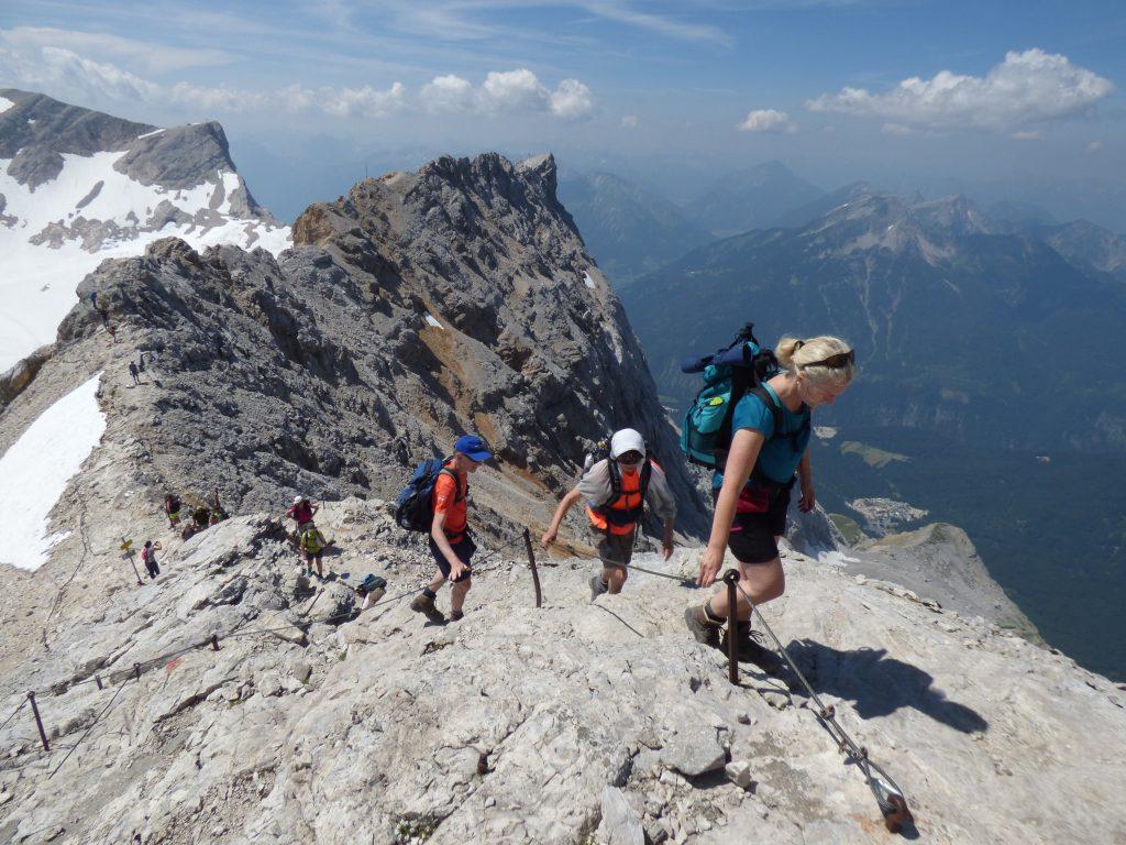 Wander-Weisheit: In der Ruhe liegt die Kraft ... vor allem am Berg.