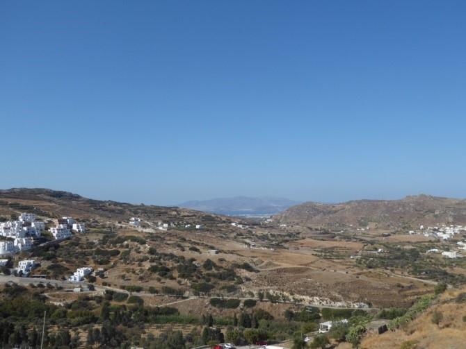 Die grüne Kykladen-Insel Naxos