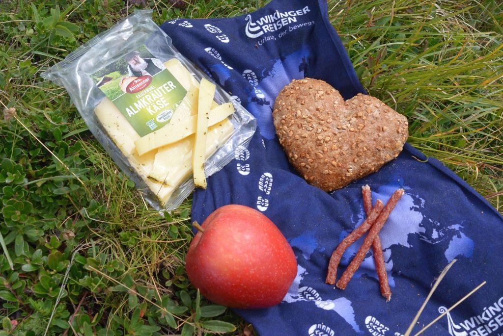 Picknick mit Herz