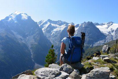 Mein erstes Alpentrekking: Von der Zugspitze zum Gardasee