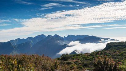 Grüne Wanderinsel Madeira