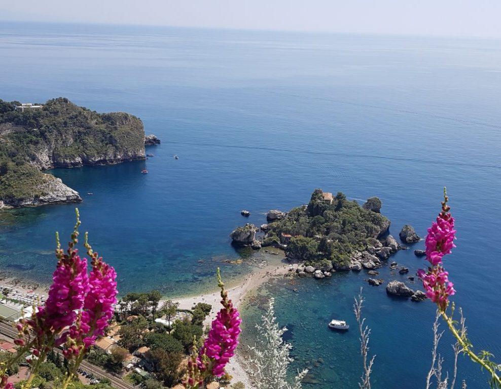 Herrliche Aussichten im Osten Siziliens