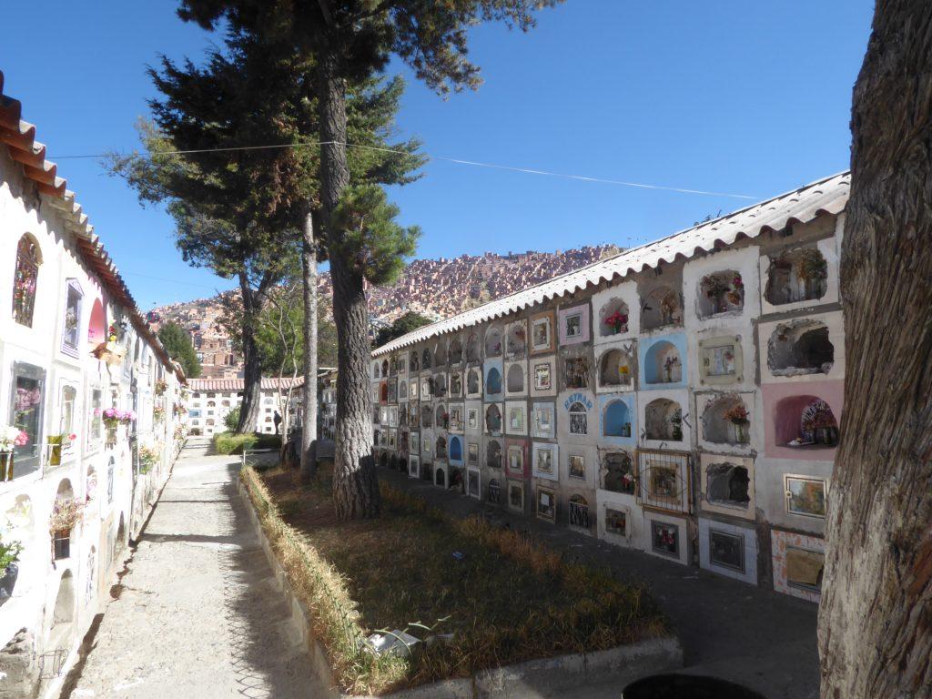 Friedhof in La Paz