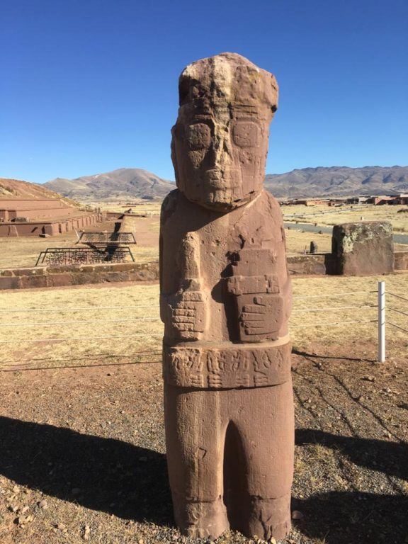 Bolivien Reisetipp: Ausgrabungsstätte Tiwanaku