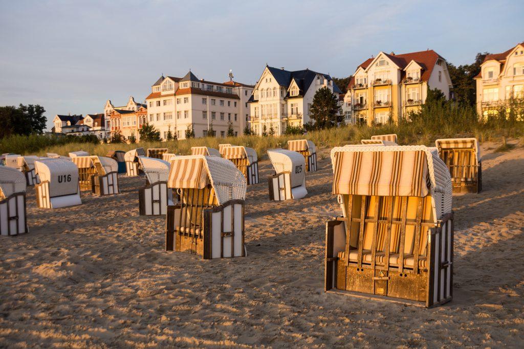 Herbstliche Idylle an der Ostsee