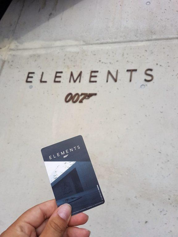 James-Bond Welt Sölden