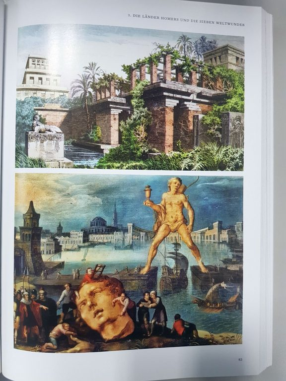 Buch, Buchtipp: Geschichte der legendären Länder und Städte