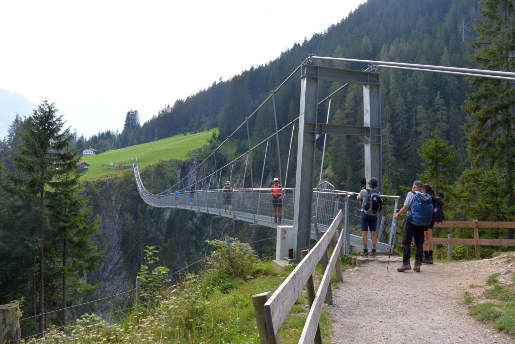 E5 von Oberstdorf nach Meran, E5 entspannt – Von Oberstdorf nach Meran