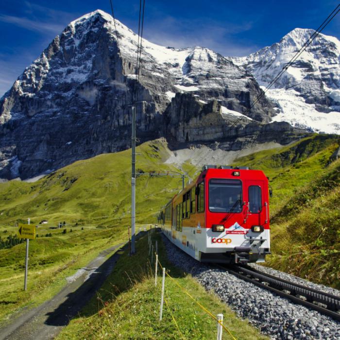 Außergewöhnliche Zugstrecken