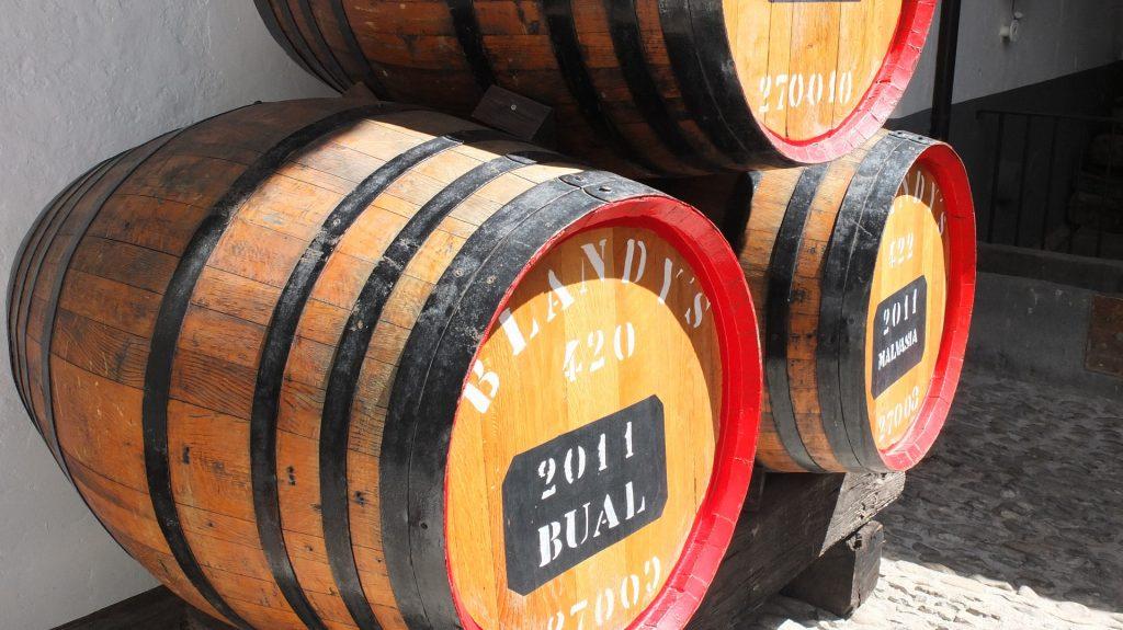 Madeira-Wein