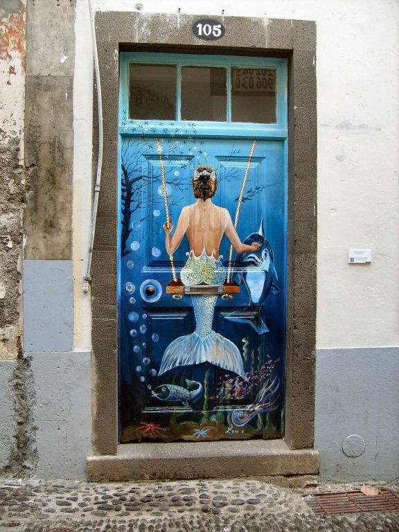 Streetart Funchal