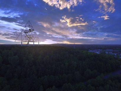 Halden – die Berge des Ruhrgebietes