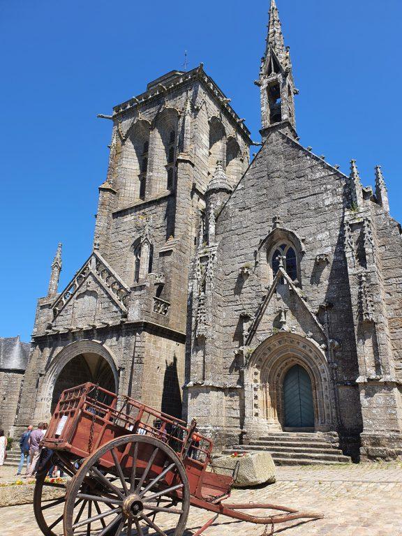 Kathedrale von Locronan
