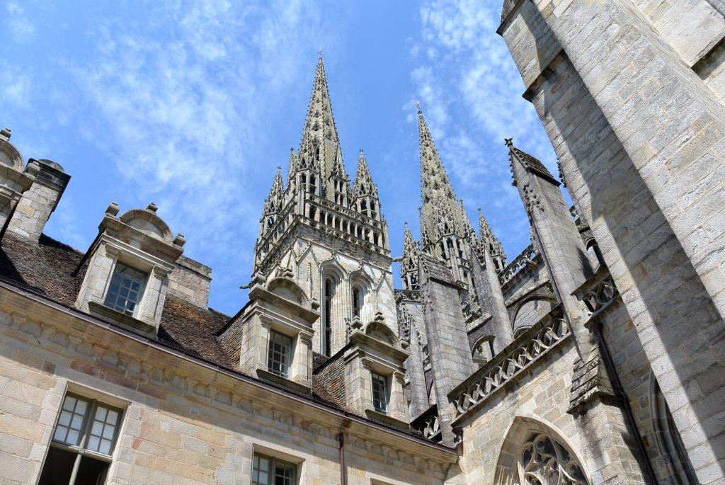 Kathedrale von Quimper