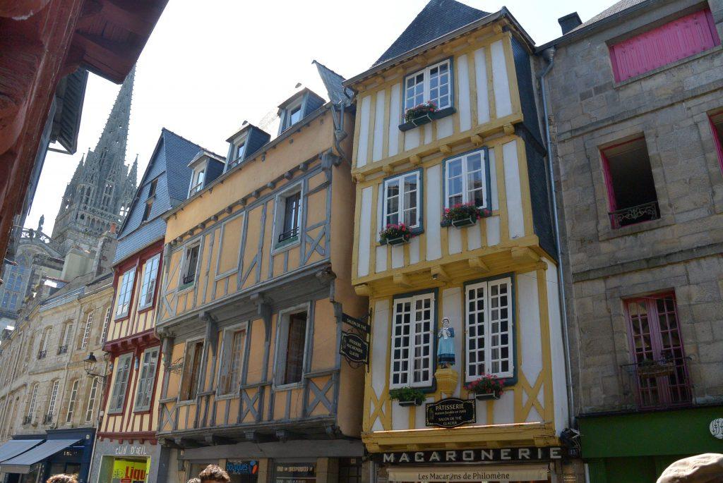 Quimper Altstadt